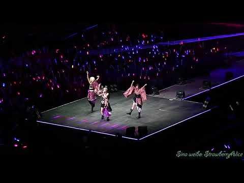 BiliBili Macro Link 2017: GARNiDELiA, Shanghai Mercedes Benz Arena, 23/07/2017.