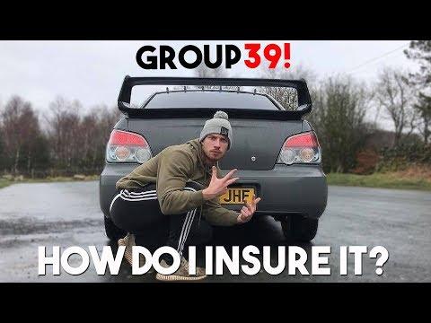 How Do I Insure a Modified Subaru Impreza WRX at 22?