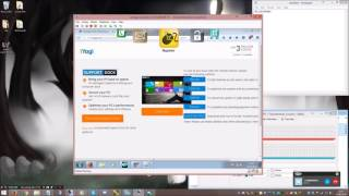 iYogi Tech Support Scammers | 'Fixing' my Dextop by removing Malwarebytes, Prefetch, Temp files