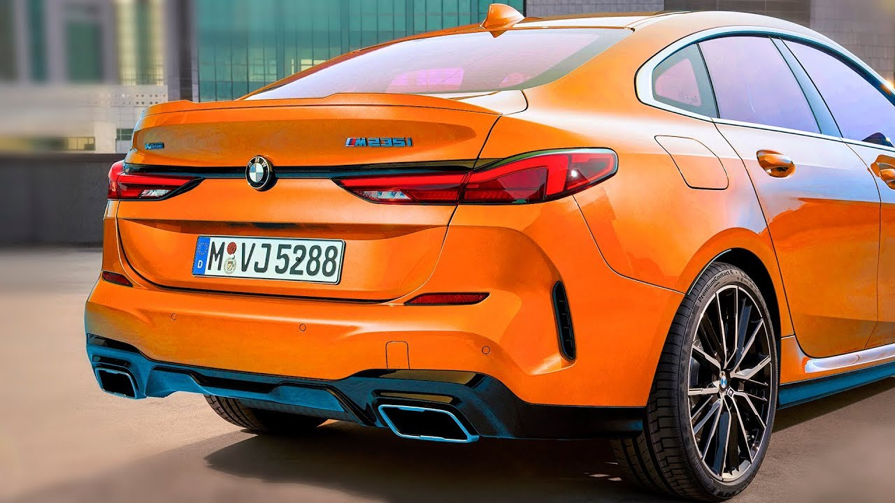 All New Bmw 2 Series Gran Coupe 2020 Extensive Overview With Exterior Interior Drive