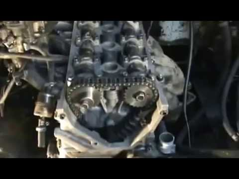 Установка зажигания 406 двигателя автомобиля
