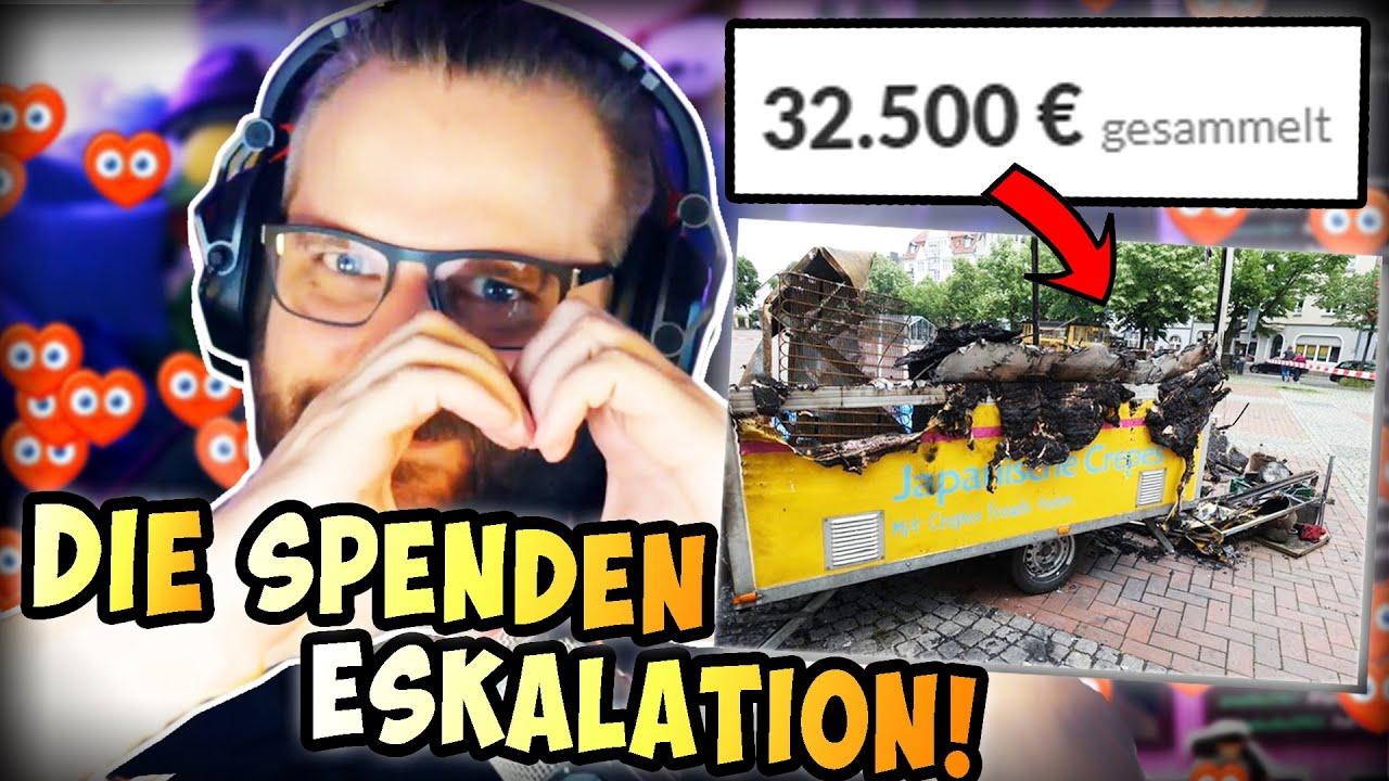 Die KRASSE 10.000€ COMMUNITY Aktion!!❤️🤯 - Best of Gronkh (01.08.2020)