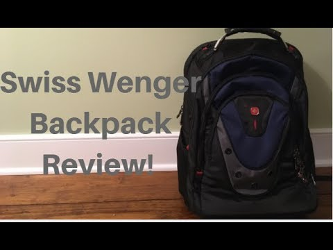 Wenger backpack review