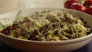 Sausage Pasta Recipe - How To Make Sausage Pasta