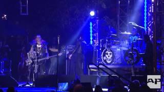 APMAs 2014: The Misfits perform with Andy Biersack of Black Veil Brides