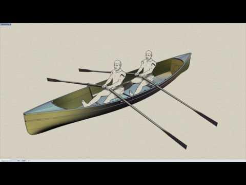 Flywood Three Sheet Rowboat 02