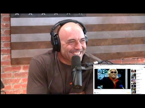 Joe Rogan on Ric Flair'sTrash Talking
