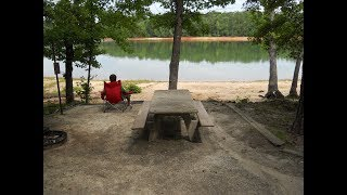 Paynes Creek Campground Hartwell Georgia Army Corps of Engineer