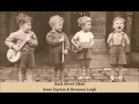Back Street Affair   Jesse Dayton & Brennen Leigh