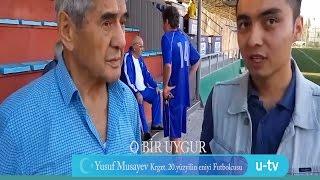 Uygur Türklerinin Altın Ayağı Yusuf Musayev 20. Yüzyılın Eniyisi