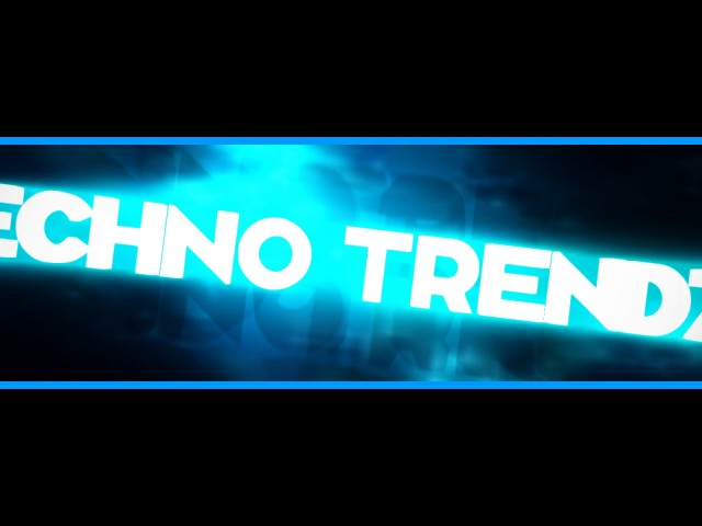 My first Intro of  New Techno Trendzz Channel