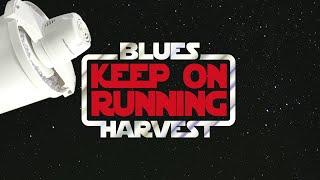 Blues Harvest - Keep on Running (Willrow Hood tribute)