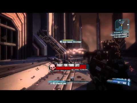 Borderlands 2 - Tiny Tina's Assault On Dragons Keep DLC (Gameplay/Commentary) [HD] Ep.44 |