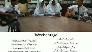 Belajar Hari dalam Bahasa Jerman lewat Lagu