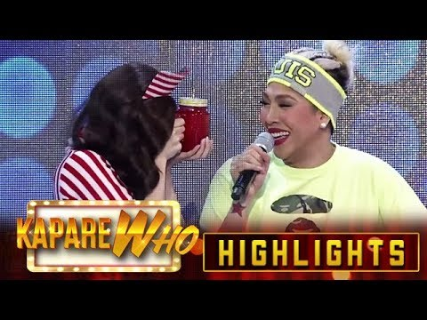 Ate Girl Jackque feels embarrassed of her joke to Vice | It's Showtime KapareWho