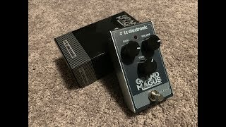UNBIASED GEAR REVIEW   TC Electronic Grand Magus Distortion Pedal