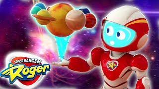 Space Ranger Roger | Roger Saves the Solar System | Full Episode