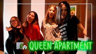 QUEEN APARTMENT TOUR  🏠 - Nuestro nuevo hogar! #TeamQueen | Kika Nieto