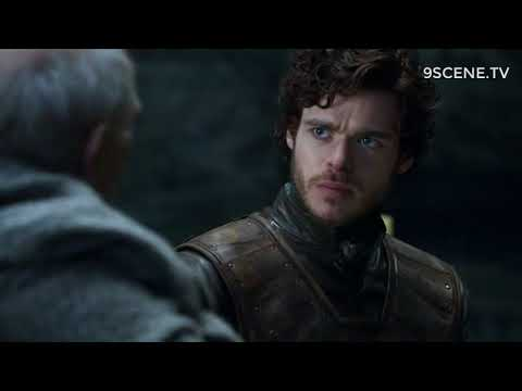 """Robb Stark - Maester Luwin """"Now we'll see what the words are worth."""""""