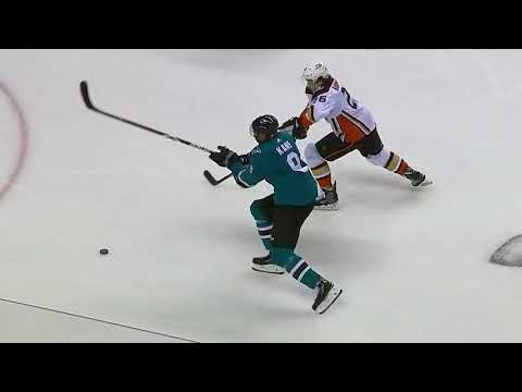 Anaheim Ducks vs San Jose Sharks - April 16, 2018 | Game Highlights | NHL 2017/18