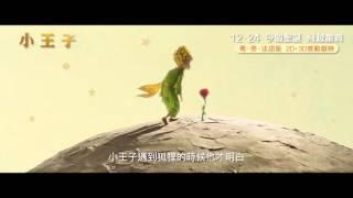 [電影片段]小王子在宇宙中遇到的四個人之--「獨一無二」的玫瑰