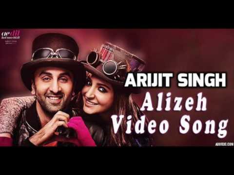 alizeh-full-song-|-ae-dil-hai-mushkil-|-arijit-singh-|-ranbir-kapoor-|-anushka-sharma-|-aishwarya