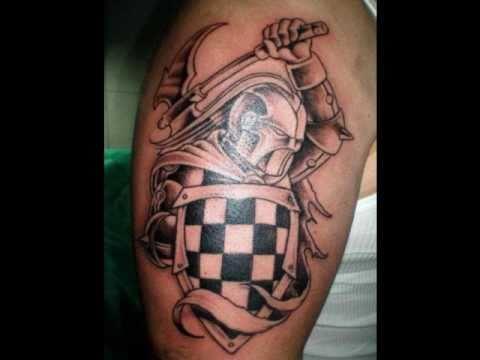 Hrvatske Domoljubne Tetovaze Croatian Patriotic Tattoos
