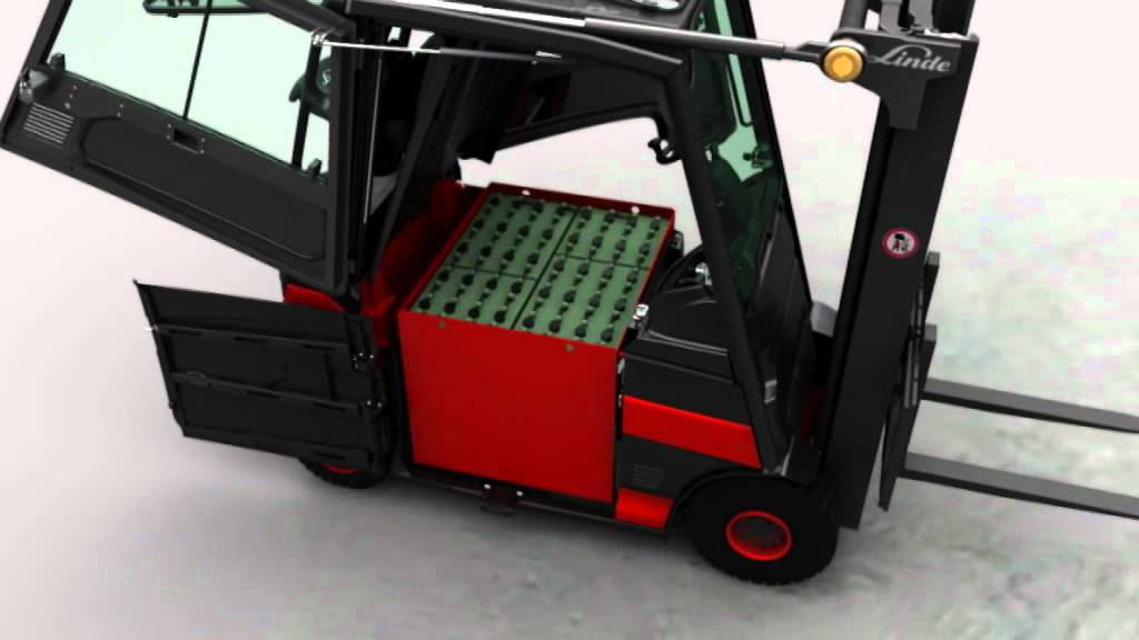Linde E20 E50 Series Electric Forklifts Changing The
