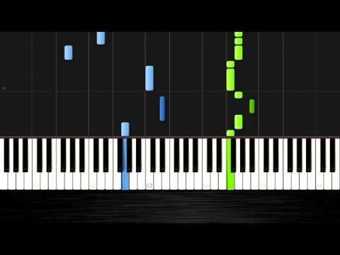 Selena Gomez - The Heart Wants What It Wants - Piano Cover/Tutorial by PlutaX - Synthesia