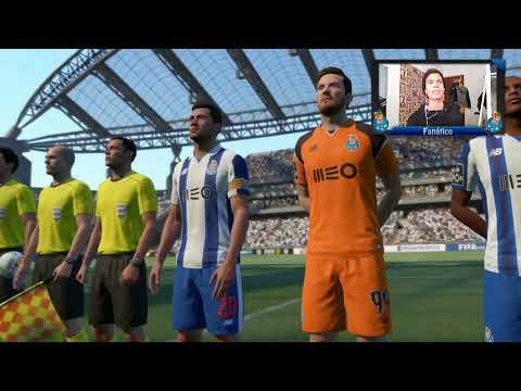 PROVOQUEI JORGE JESUS ANTES DO JOGO !!! / FIFA 17 MODO CARREIRA FC PORTO #33