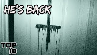 Top 10 Scary Satan Encounters Part 2