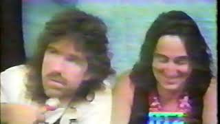 Brad Delp and RTZ interview Phoenix AZ 1991