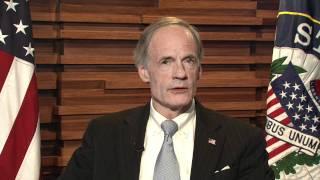 Sen. Tom Carper Urges Support for Holiday Mail for Heroes Program