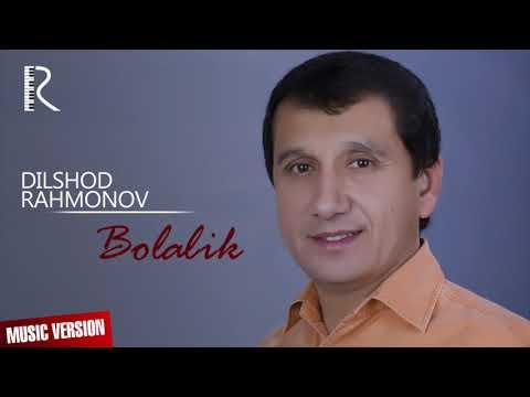 Dilshod Rahmonov - Bolalik