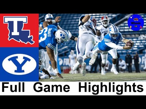 Louisiana Tech vs #22 BYU Highlights | College Football Week 5 | 2020 College Football Highlights