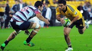 """Nehe Milner Skudder Super rugby 2015 Highlights """" ONE MORE STEP"""""""