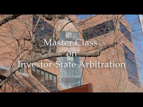 International Investor-State Arbitration Video Preview