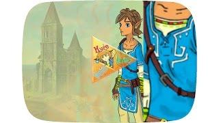 BOTW SPEEDART ★ LINK by ANNA ♪ Happy Hermy Hype ♪