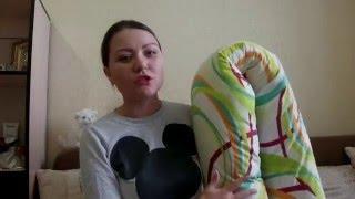 Подушка для беременных. Позы для кормления.(Какие позы для кормления наиболее удобны? Для чего необходима подушка для беременных? Как можно ее использо..., 2015-12-08T14:04:56.000Z)