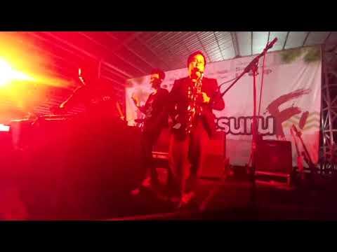 [Utsuru F! - Japan Culture Daisuki, Malang] AdidKh Saxophone Performance