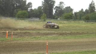 Chilliwack Mud Drags 2014   Mostly Jewel digger almost rolling