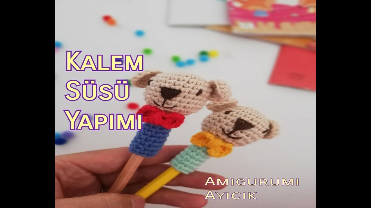 Amigurumi Kalemlik Yapımı - Amigurumi Kalemlik Tarifi - Aktif Moda ...   720x1280