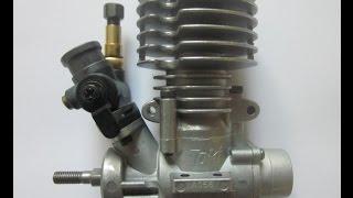 🔴 Авиамодельный двигатель на метаноле почти даром, первый запуск