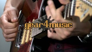 Seattle Electric Guitar by Gear4music Resimi