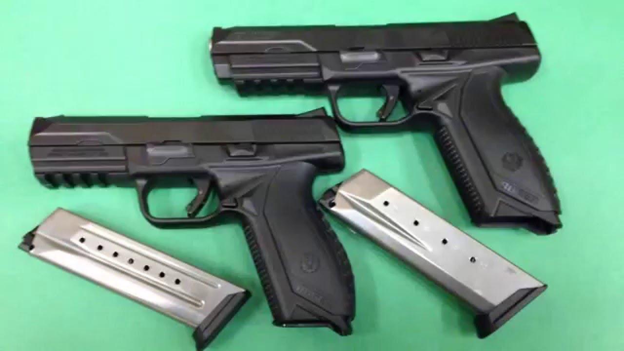 Ruger American Pistol 9mm & 45ACP *Quick Look*