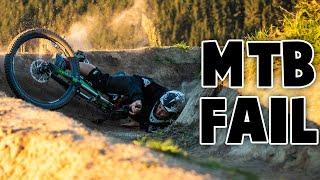 MTB Fails 2021 #15 | Best MTB crashes Compilation 2021 ( NEW )