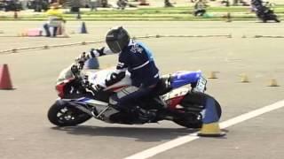 MotoGymkhana in CBR1000RR