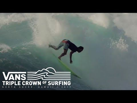 Double Shaka with Dylan Graves: Episode 3 | Vans Triple Crown of Surfing | VANS