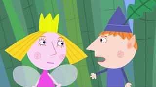Ben e Holly em Português - Ben e Holly!  Episodios completos - Desenhos Animados