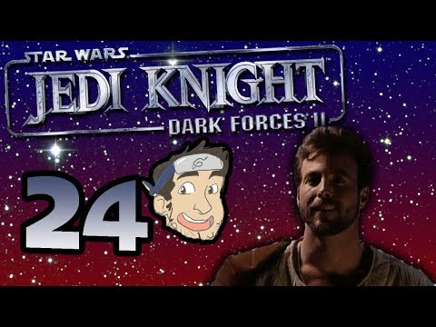 Star Wars Jedi Knight Dark Forces 2 - Part 24 - Wrong Way Right Way |